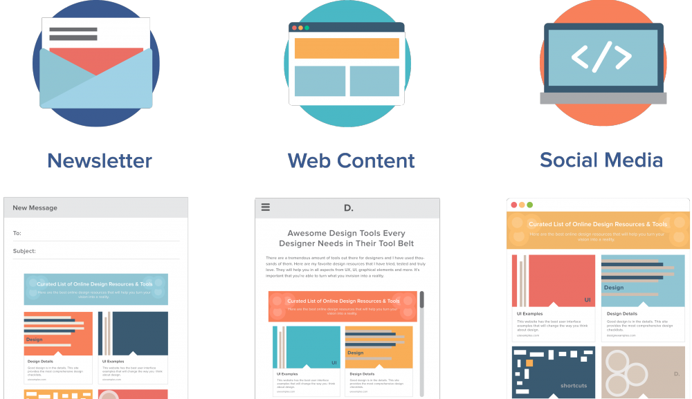 Different Types of Content Curation