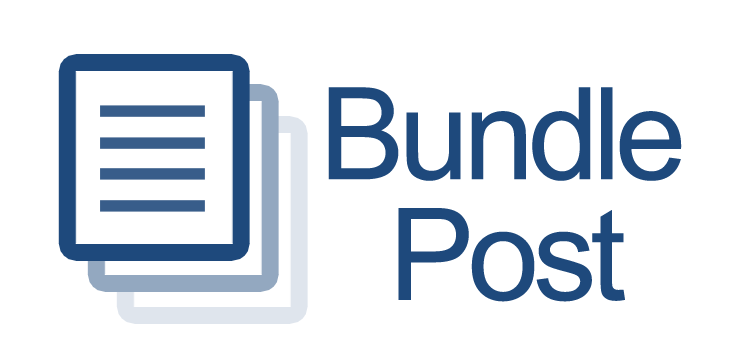 Bundle post for content curation and marketing