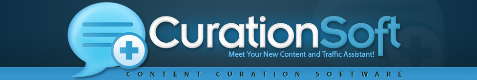 Curationsoft is a traffic assistant content curation tool