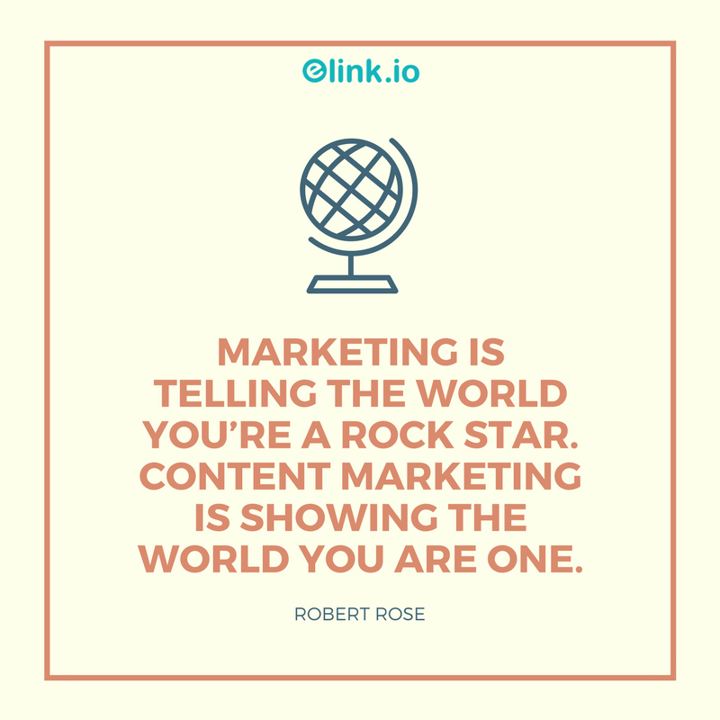 Amazing Quotes About Content Marketing