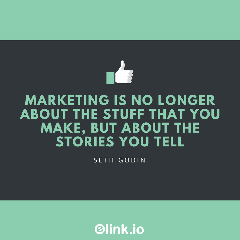 Marketing Quote 1 by Seth Godin