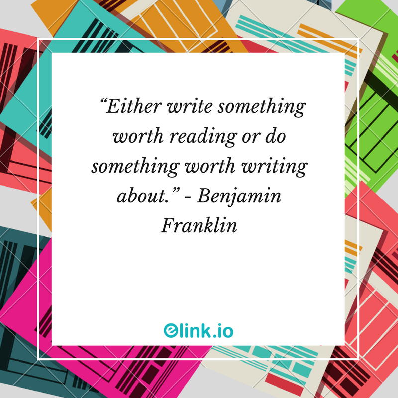 Marketing quote by Benjamin Franklin