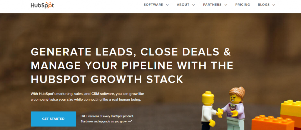 Hubspot for email automation