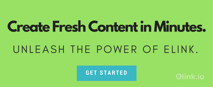 Create Fresh Content In Minutes