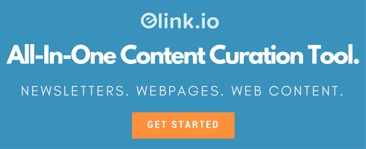 elink.io All-in-one content curation tool