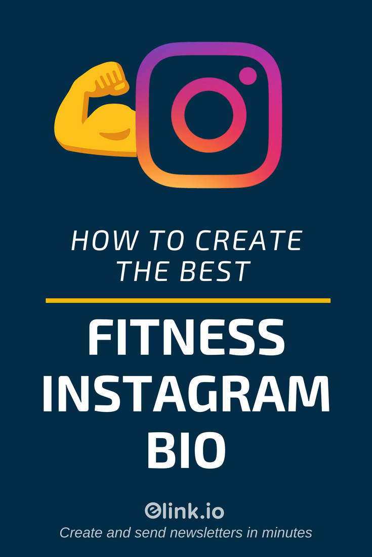 How To Create The Best Fitness Instagram Bio (With Examples)