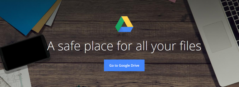 Google Drive : Content sharing tool