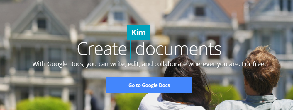 google docs - a documentation tool for workplace