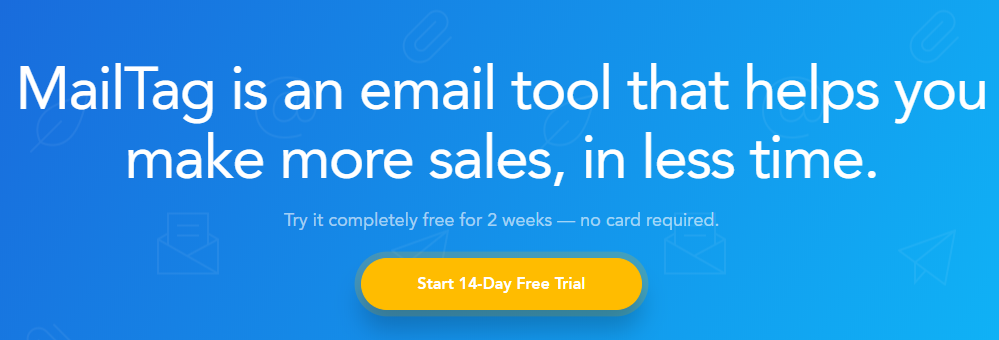 Mailtag : A document tracking software