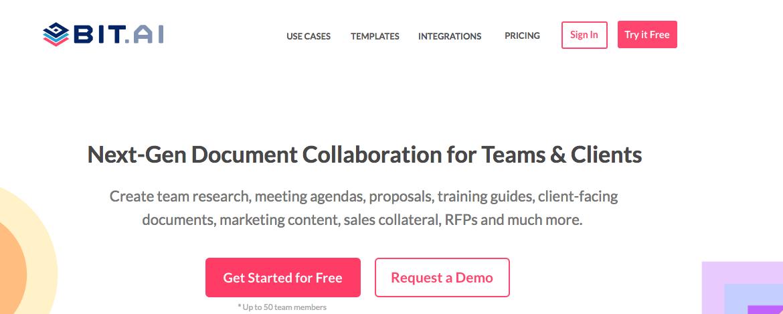 Bit.ai - Process Documentation Tools
