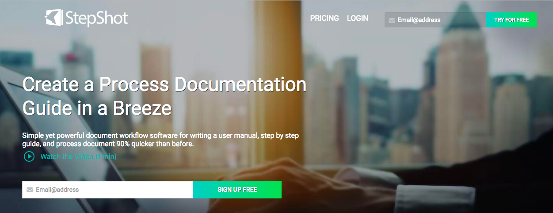 Stepshot - Process Documentation Tools