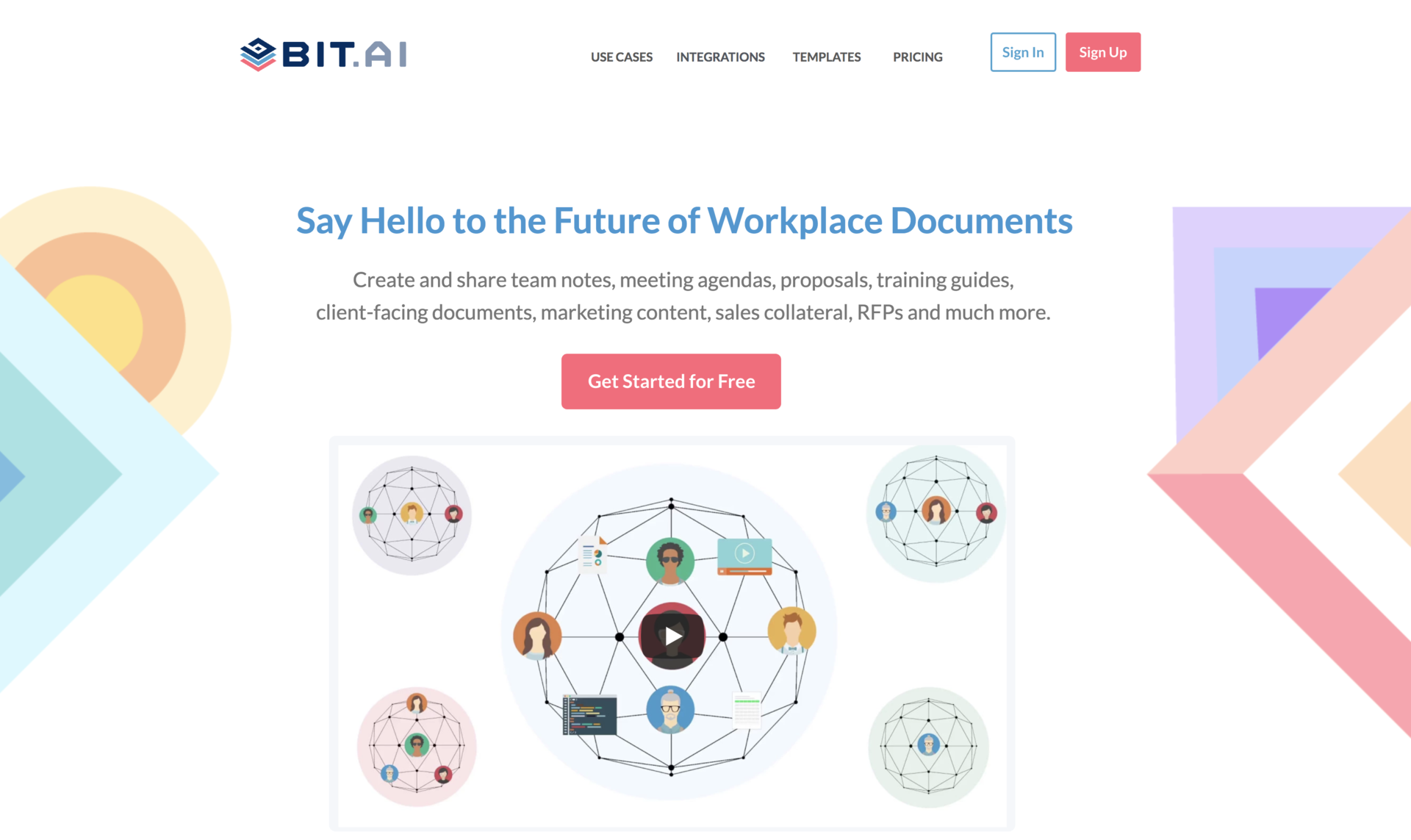 Bit.ai for blogging