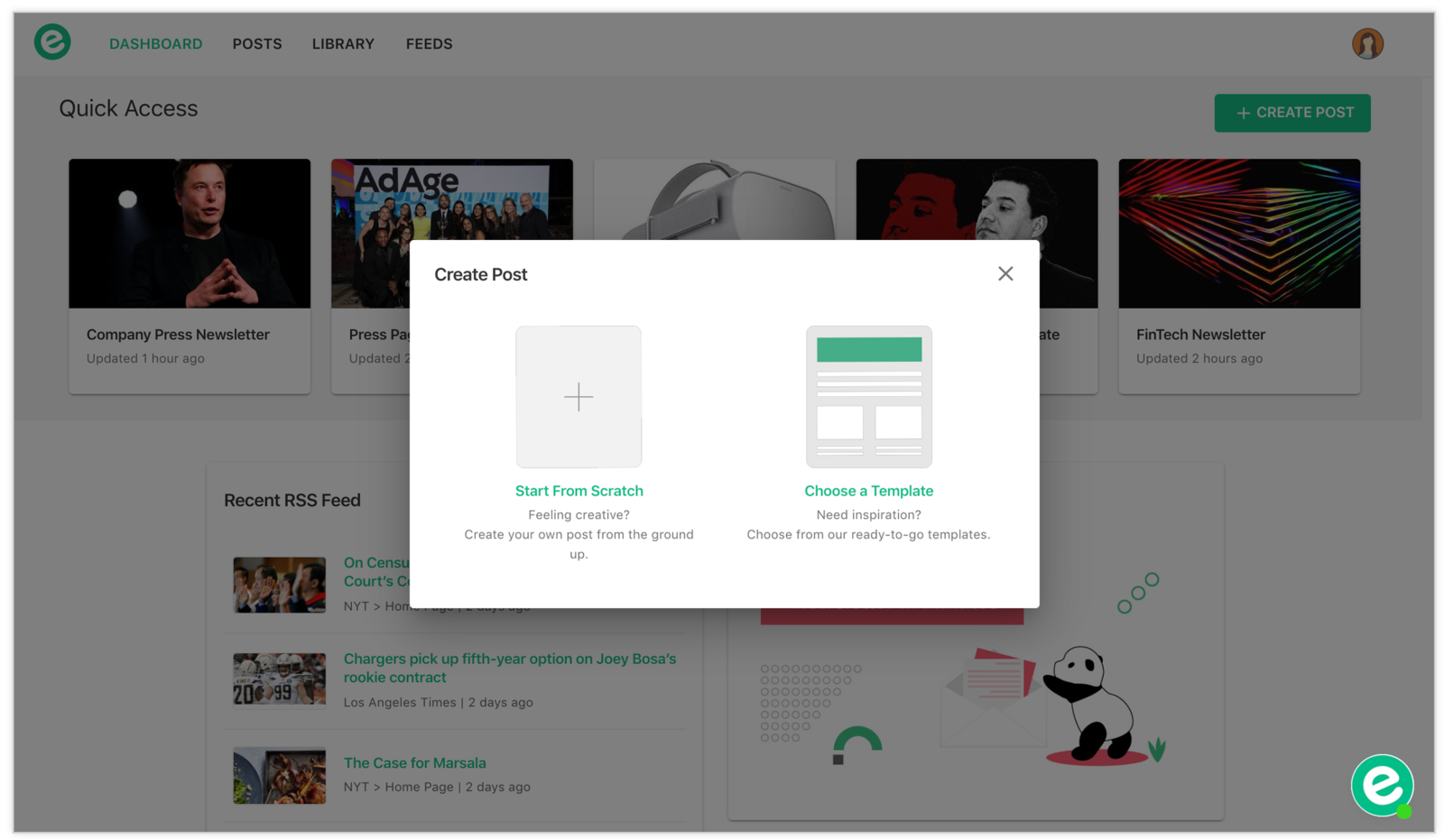 How To Create A News feed For WordPress