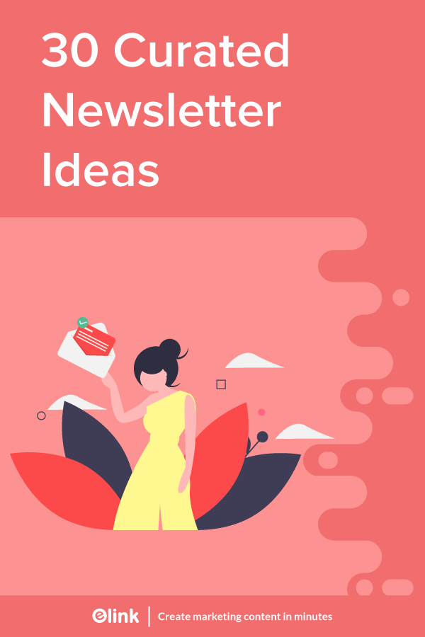 30-curated-newsletter-ideas-pinterest