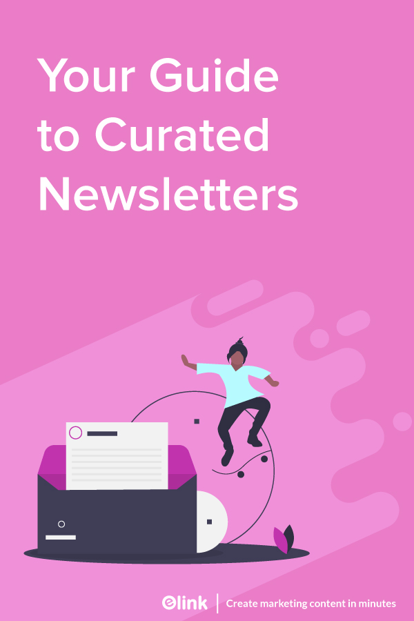 Your guide to curated newsletters - Pinterest