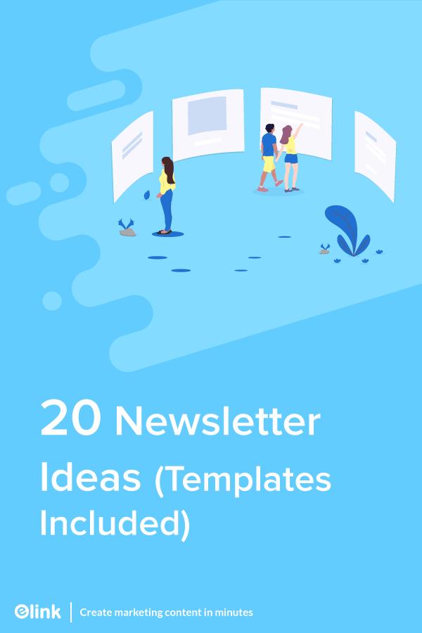 20-Company-Newsletter-ideas-pinterest