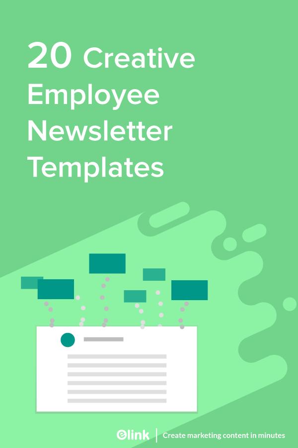 20-creative-newsletter-templates-pinterest