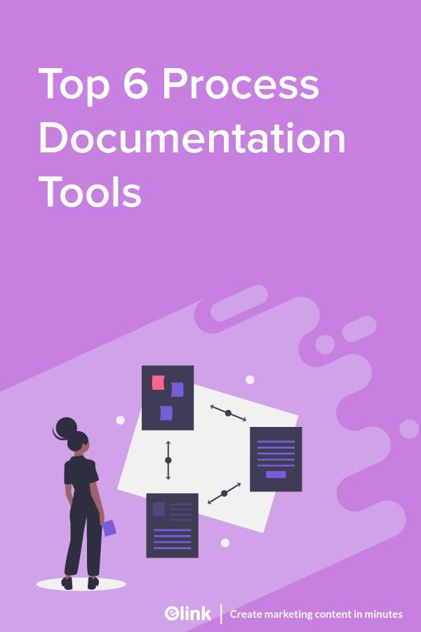Top process documentation tools - pinterest