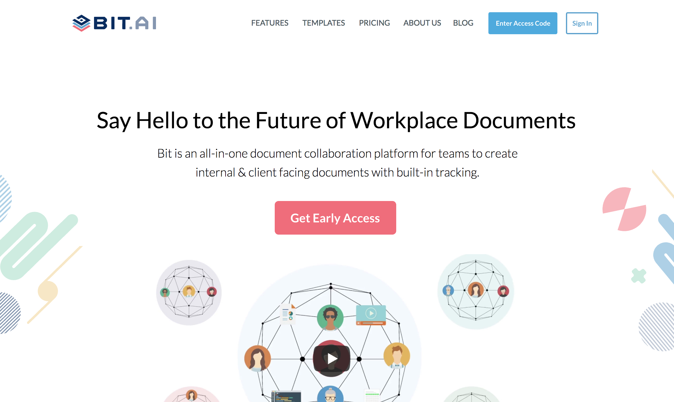 Bit.ai for collaboration of teams