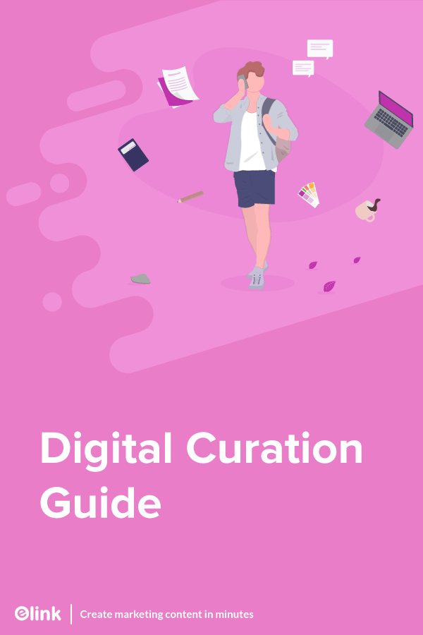Content Curation A Beginner's Guide to Digital Content Curation 2019 Pinterest