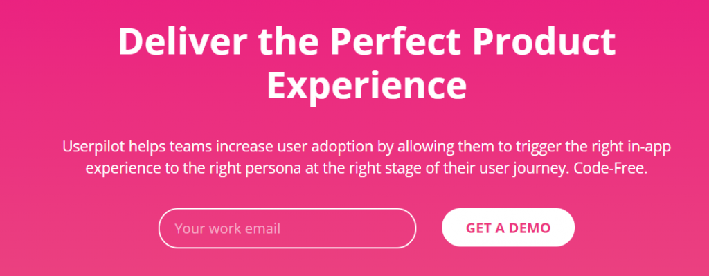 Userpilot- Appcues alternative