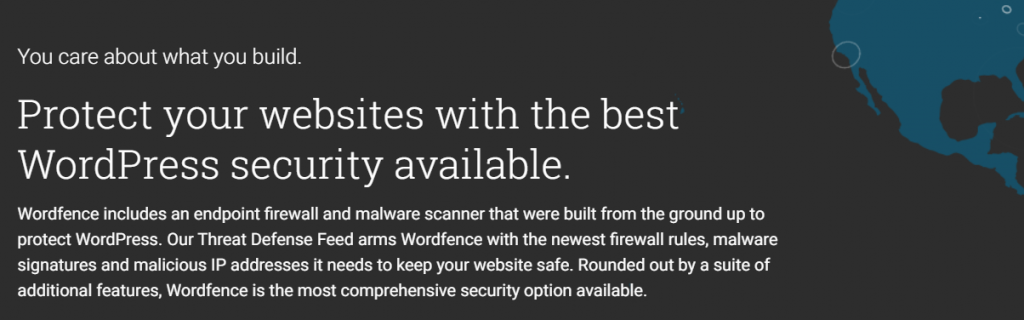 WordFence for protecting WordPress.