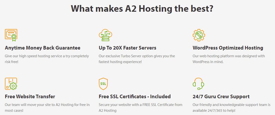 A2 hosting : A webhosting service provider