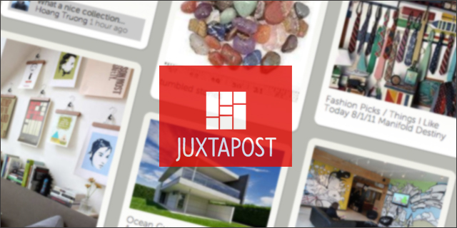Juxtapost is a nice content curation tool