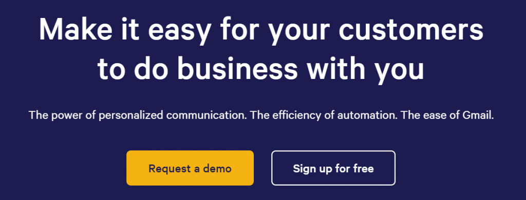 Mixmax : Email Automation software