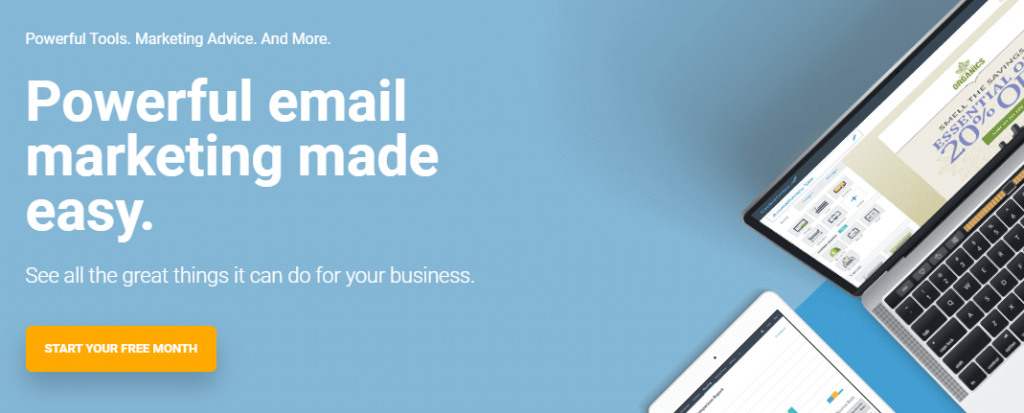 Constant Contact : Email Automation Software