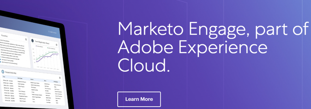 Marketo for email automation