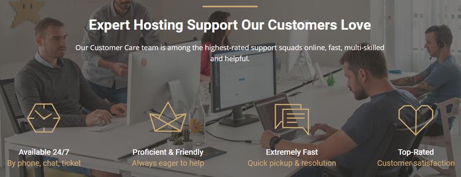 Siteground - A webhosting service provider