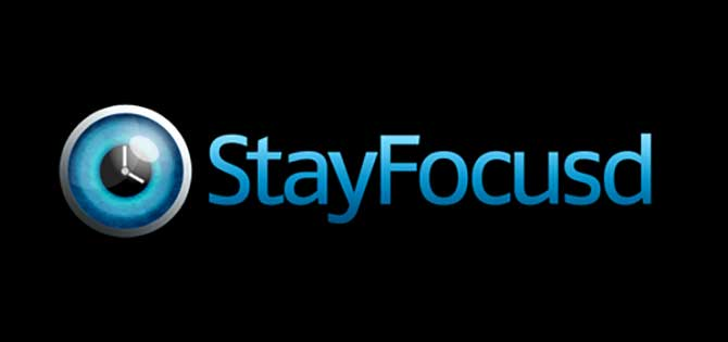 Stay focused: Productivity tool