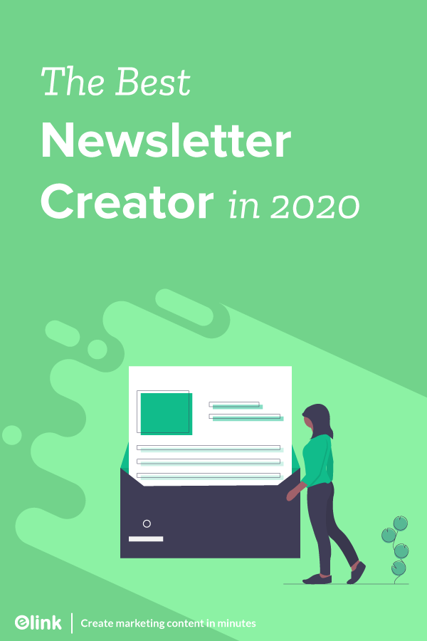 The-Best-Newsletter-Creator-in-2020-Pinterest