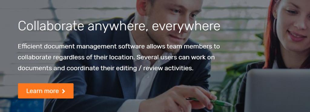 LogicalDoc : Cloud document management system