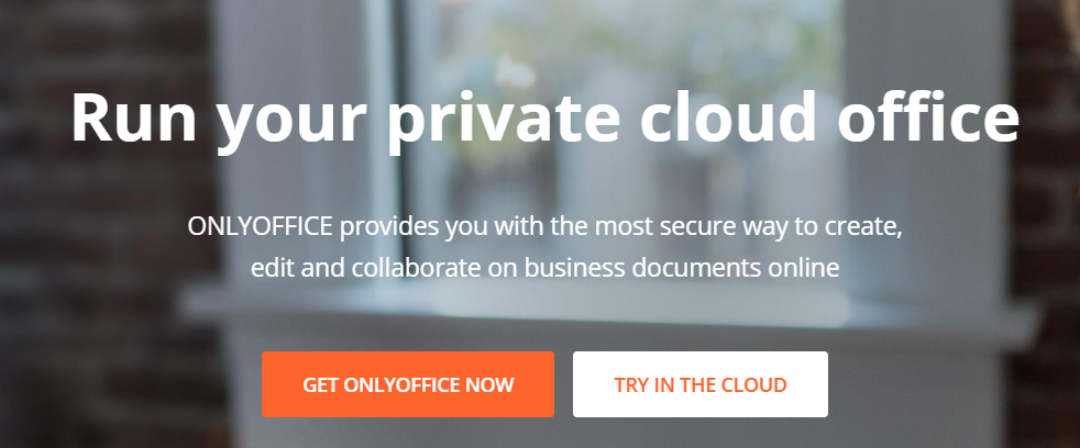OnlyOffice : Cloud document management system