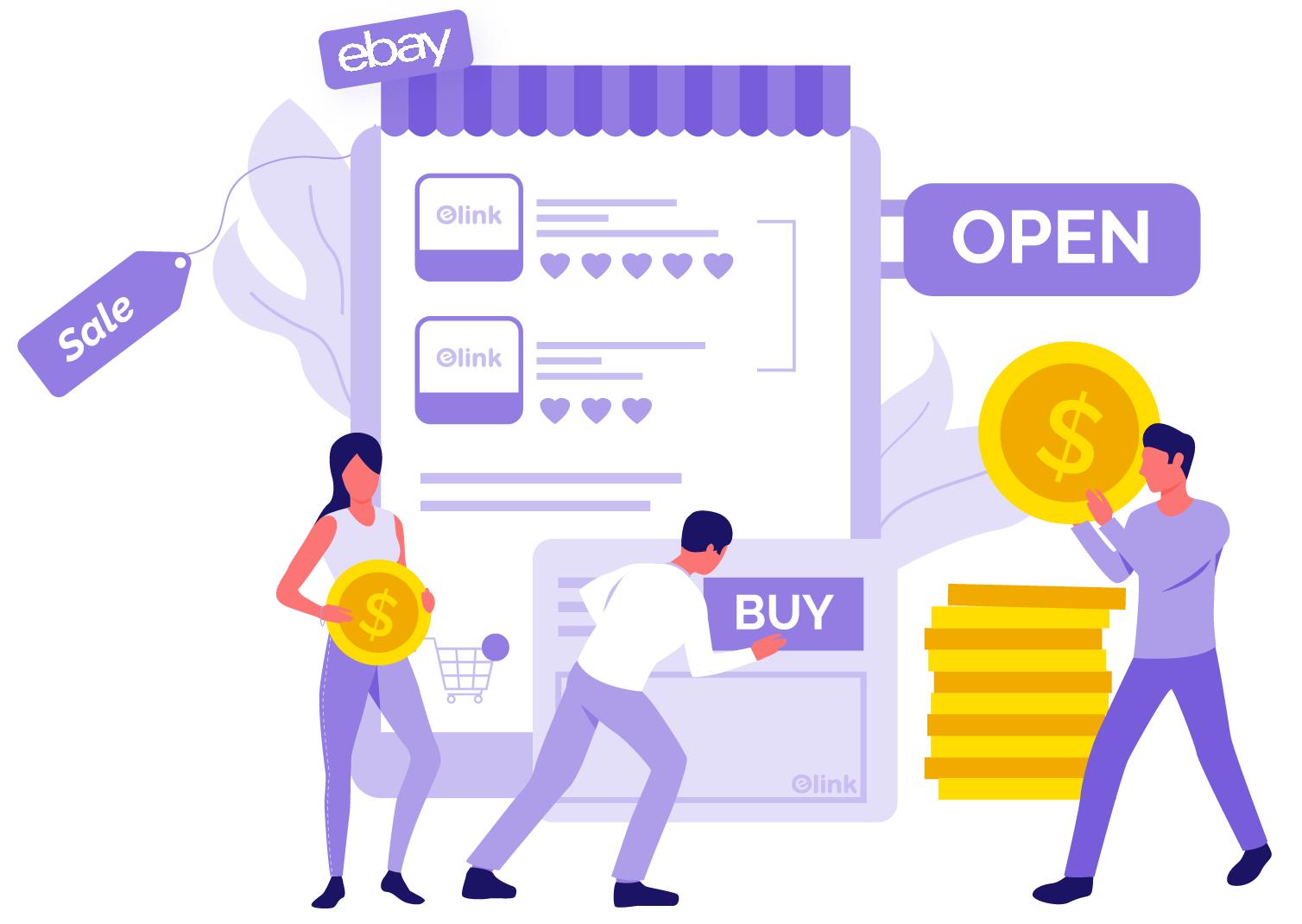 Ebay Seller as a small business idea