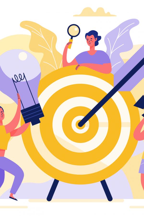 Setting achievable goal targets