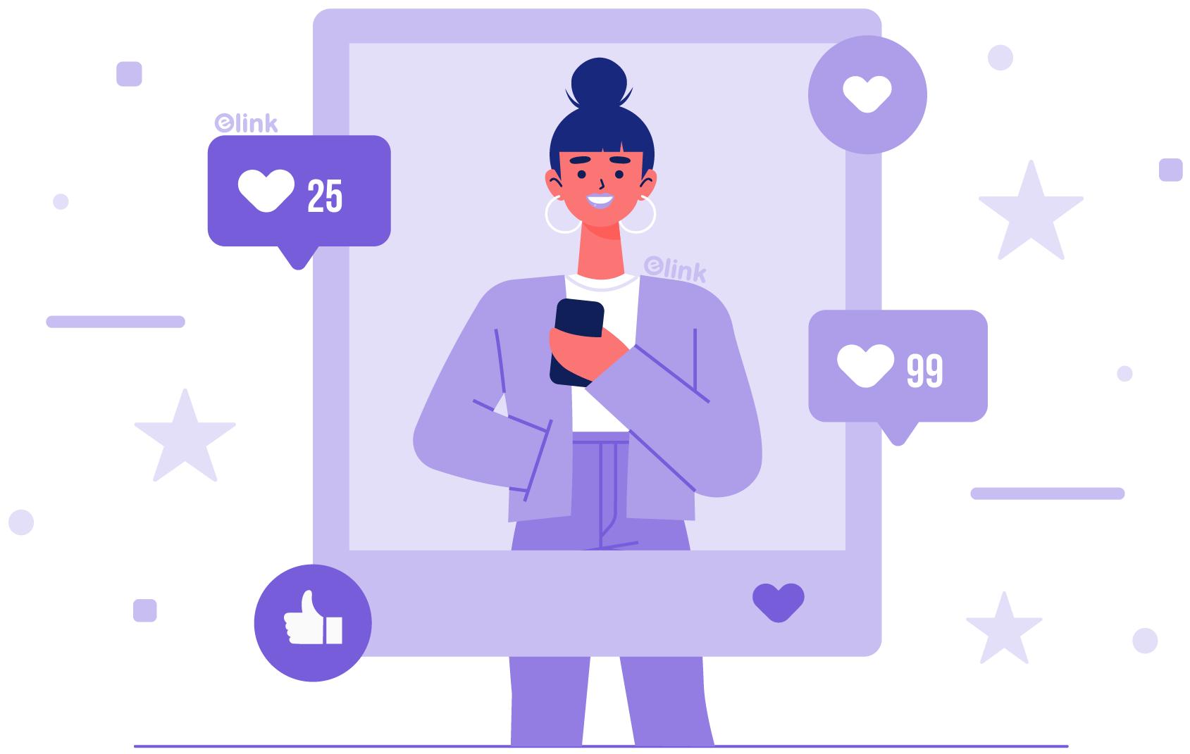 Social Media influencer as a small business idea