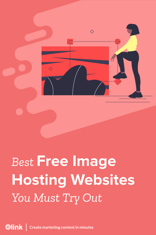 Best free image hosting websites you must try out - Pinterest image