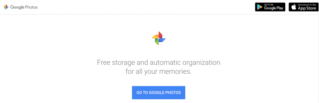 Google photos: Free image hosting website
