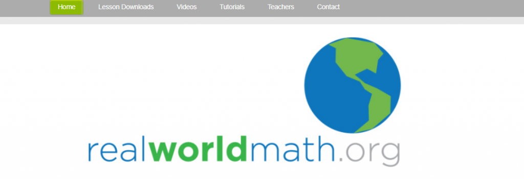 Realworldmaths app for teachers
