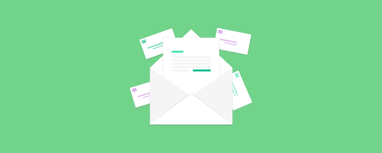 How to create an effective email newsletter - blog banner