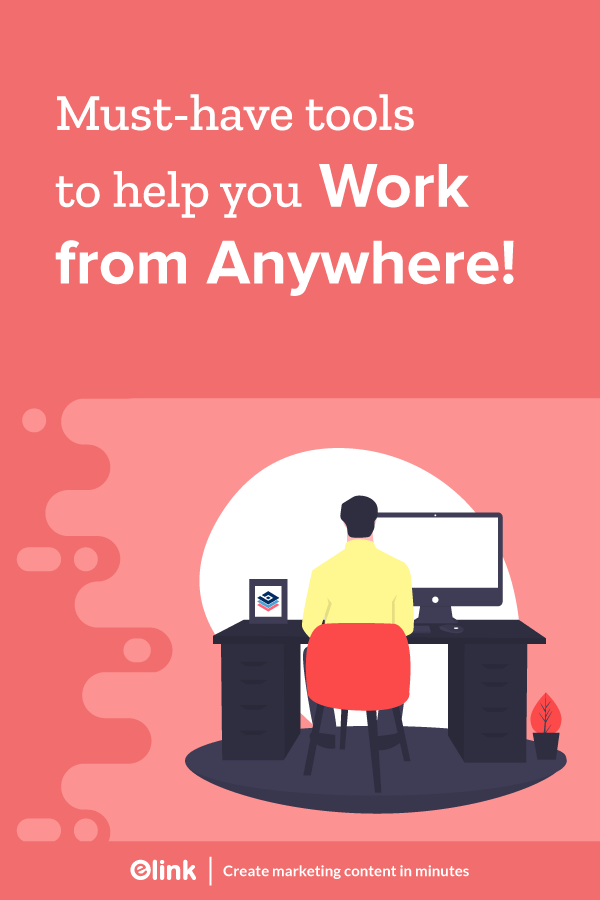 Remote tools to help you work from anywhere - Pinterest