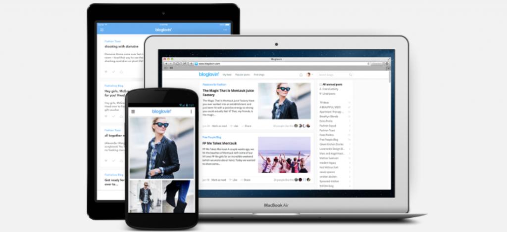 Bloglovin: Google reader alternative