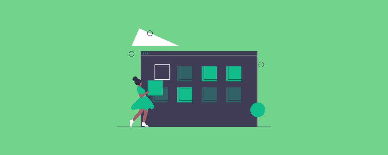 Create wix portfolio in minutes - blog banner