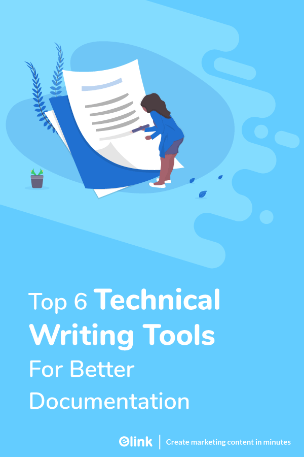 Top technical writing tools - Pinterest