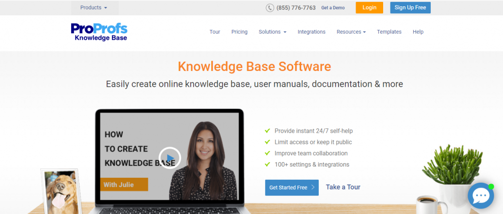 Propofs knowledge base: Technical writing tool