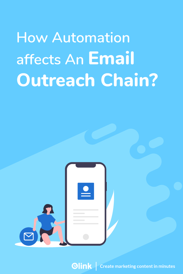 Automate email outreach sequence - pinterest