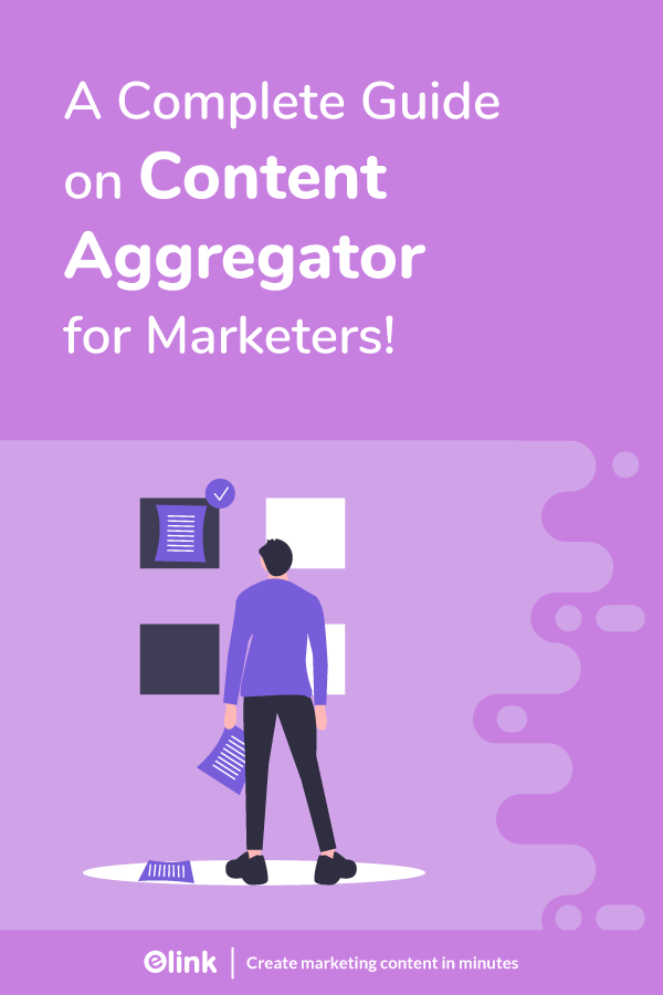 Content aggregator guide for marketers - pinterest
